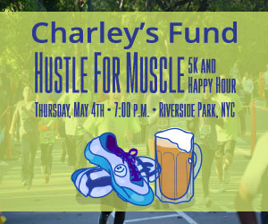 Event ad for Charlie's Fund