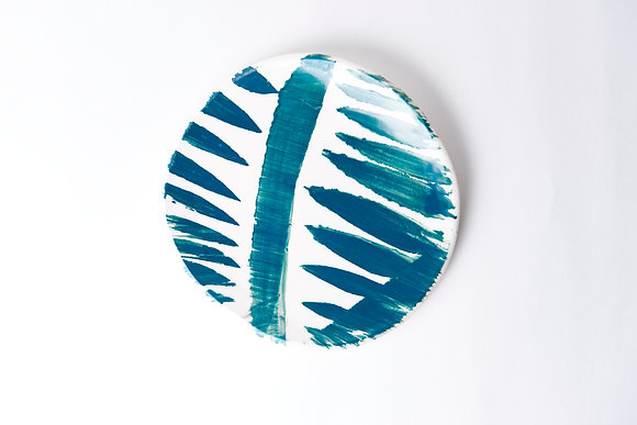 "PALM 11"" DINNERPLATE"