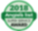 2018 Super Service Award for Residential Window Films