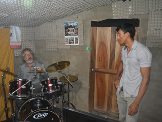 Student Profile: Recording Music in the Nicaraguan Tranquility