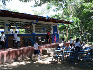 From old to new, Taquezal school opens for learning!
