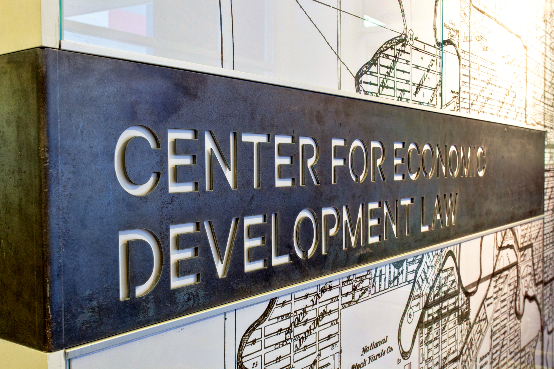 Center for Economic Development Law