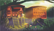 Circus Folk: Backyard