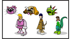 Mascots: Costume Lineup