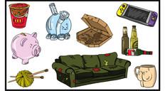 Mascots: Apartment Props