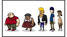 Mascots: Character Lineup