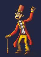 Circus Folk: Ringmaster
