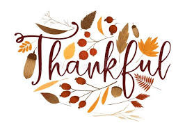 A Season of Thankfulness