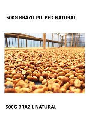 Brazil 500g Combo pack