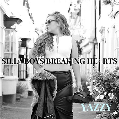 SILLY BOYS BREAKING HEARTS - CD