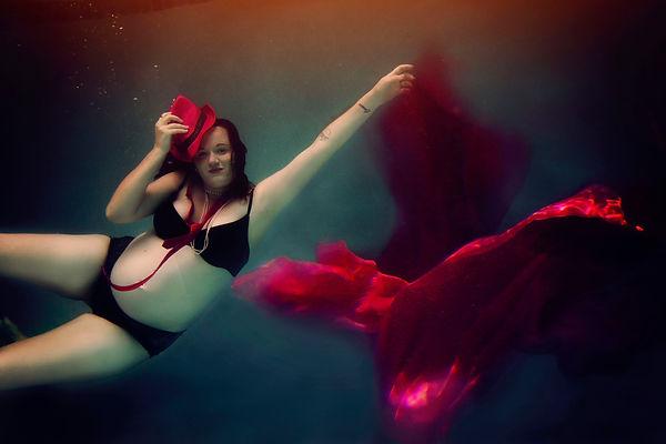 Brisbane Gympie Photographer Underwater