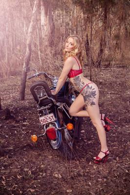 Brisbane Boudoir Photographer Elise Ja'nette