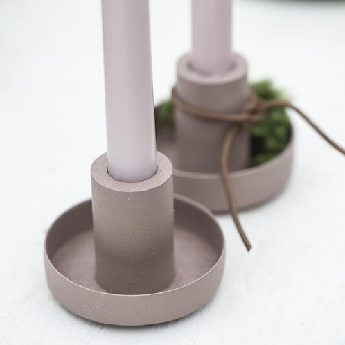 Kerzenhalter Malva für dünne Kerzen