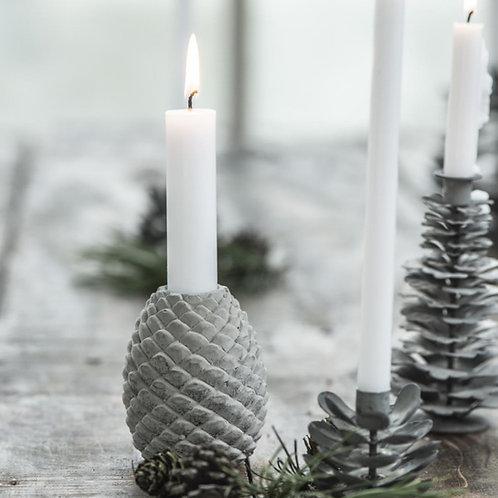 Betonzapfen Kerzenhalter