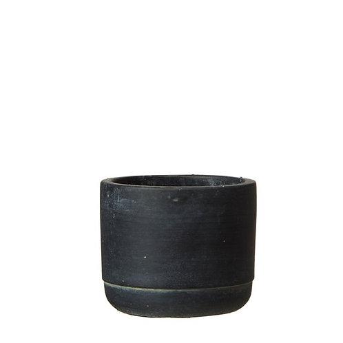 Minipot Schwarz
