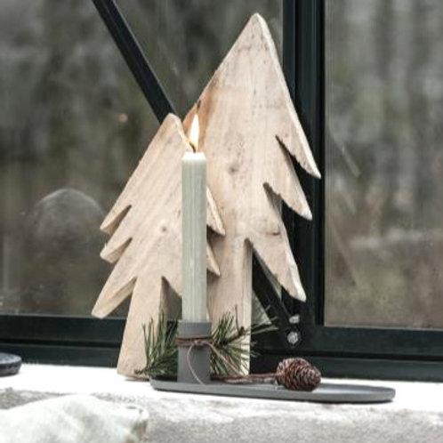Kleine Holztanne