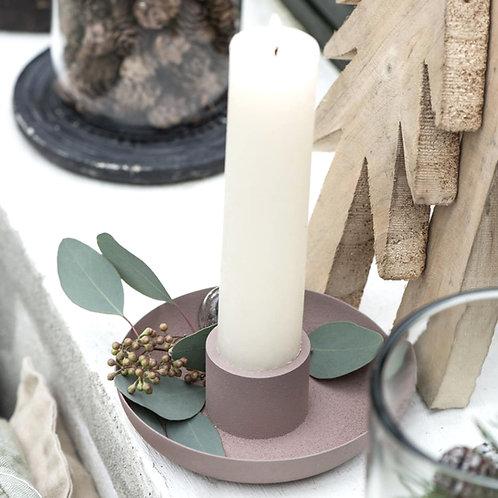 Kerzenhalter Malva für dicke Kerzen