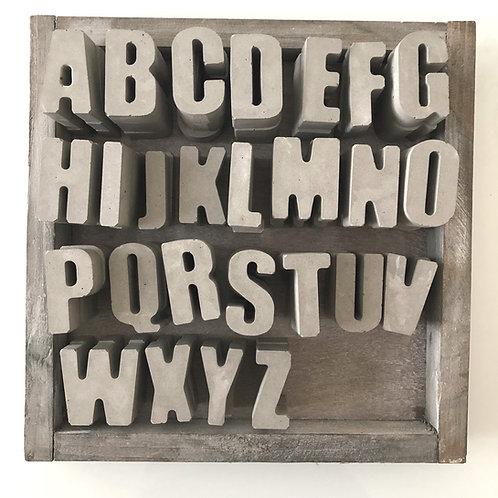Beton Letters