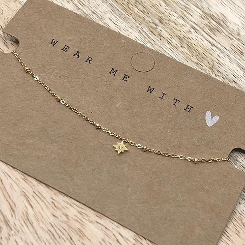 lucky star  gold
