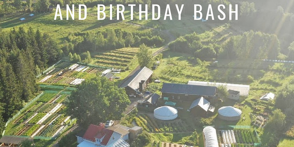 All Day Farm Tour and Birthday Bash