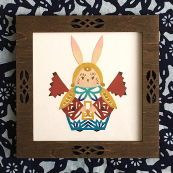 兔儿爺(とぅーいぇ)