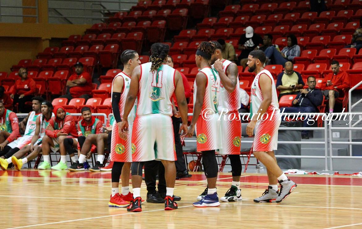 2do Juego LBP 2019-2020 Cocoteros vs Gigantes