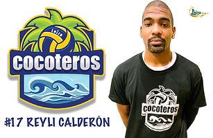 Reyli Caldeón - Liga Puertorriqueña de Voleibol Superior - Cocoteros de Loíza 2019-2020