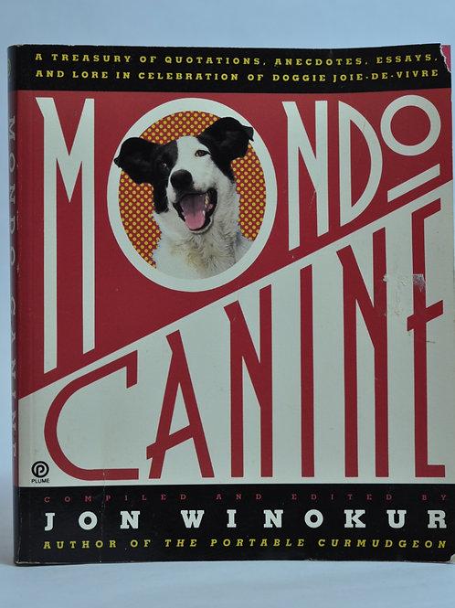 Mondo Canine Book