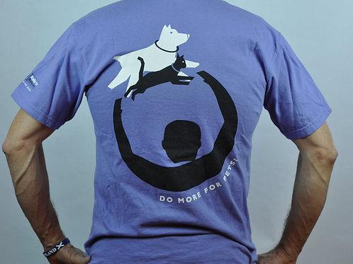 Light Purple Ghandi Shirt