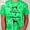 Thumbnail: Green Tie Dye W&W Shirt