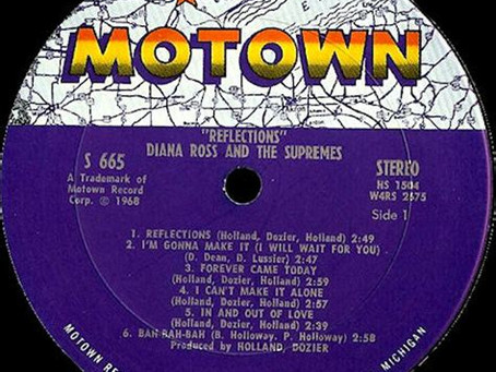 Motown Records was the brainchild of Berry Gordy, Jr.