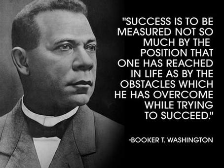 Booker T. Washington, the Apostle of Freedom