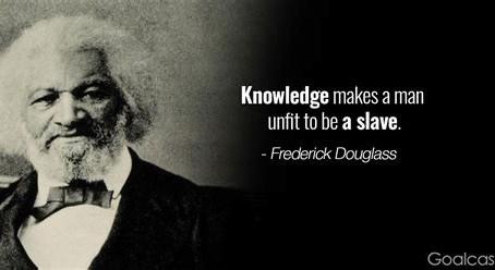 Frederick Douglass takes on Reconstruction
