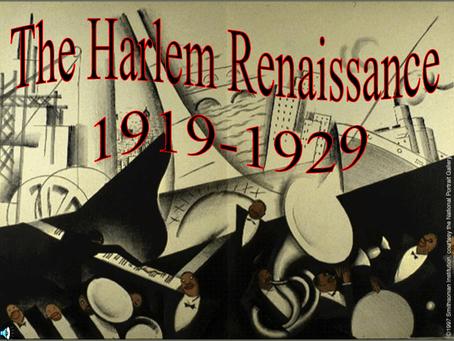 Harlem Renaissance transformed black culture
