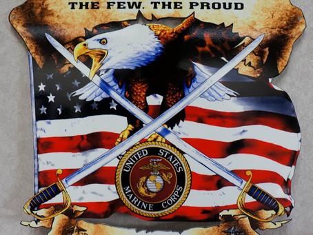 Marines in the Pentagon