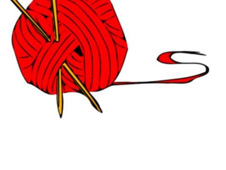 'Have knitting needles, will spy.'  Contact Molly Rinker, Philadelphia