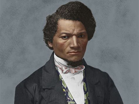 Frederick Douglass Learns the True Meaning of Slavery