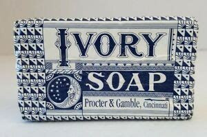 Procter & Gamble used Ivory to float a big business