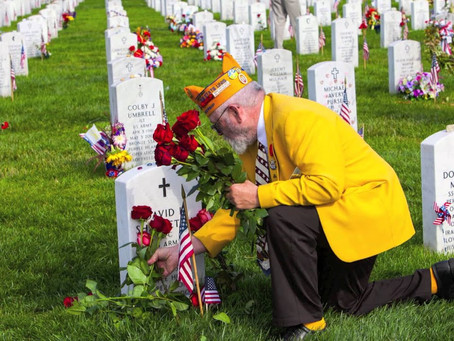 America's First Memorial Day