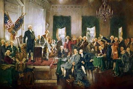 Constitutional Convention gets underway