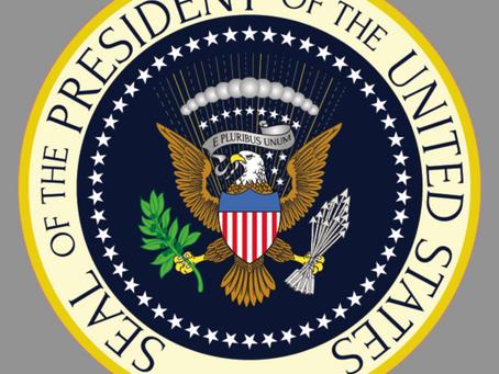 Mr. Speaker, the President of the United States