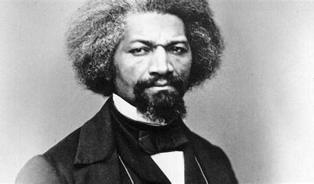 Frederick Douglass begins his newspaper