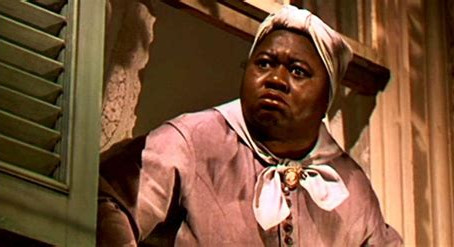 Hattie McDaniel was endearing as Mammy in 'Gone With the Wind'