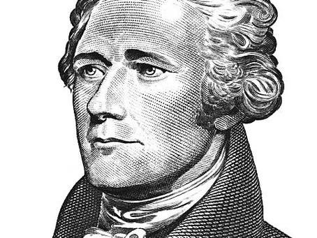 Alexander Hamilton – America's first Secretary of the Treasury