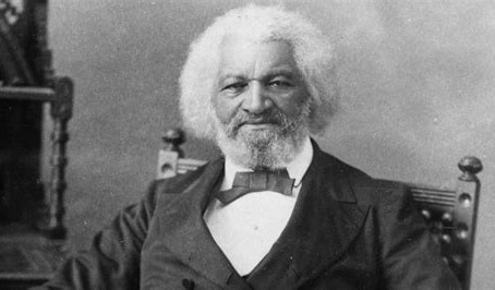 Frederick Douglass returns to his birthplace