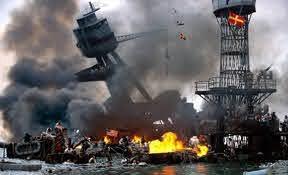 "December 7, 1941, Japan cries, ""Tora! Tora! Tora!"""