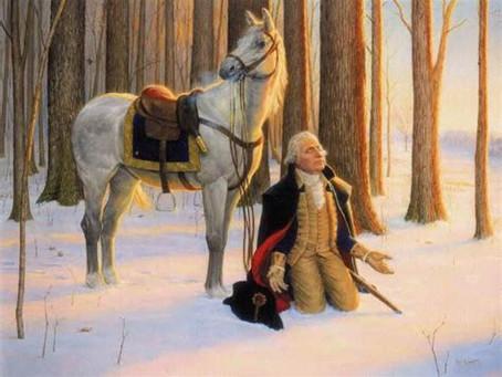 General George Washington led by example