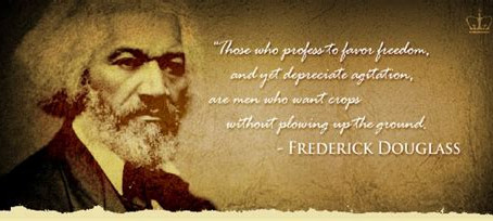 Frederick Douglass's dream becomes a reality