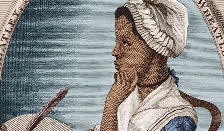 Phillis Wheatley wrote her way into the history books