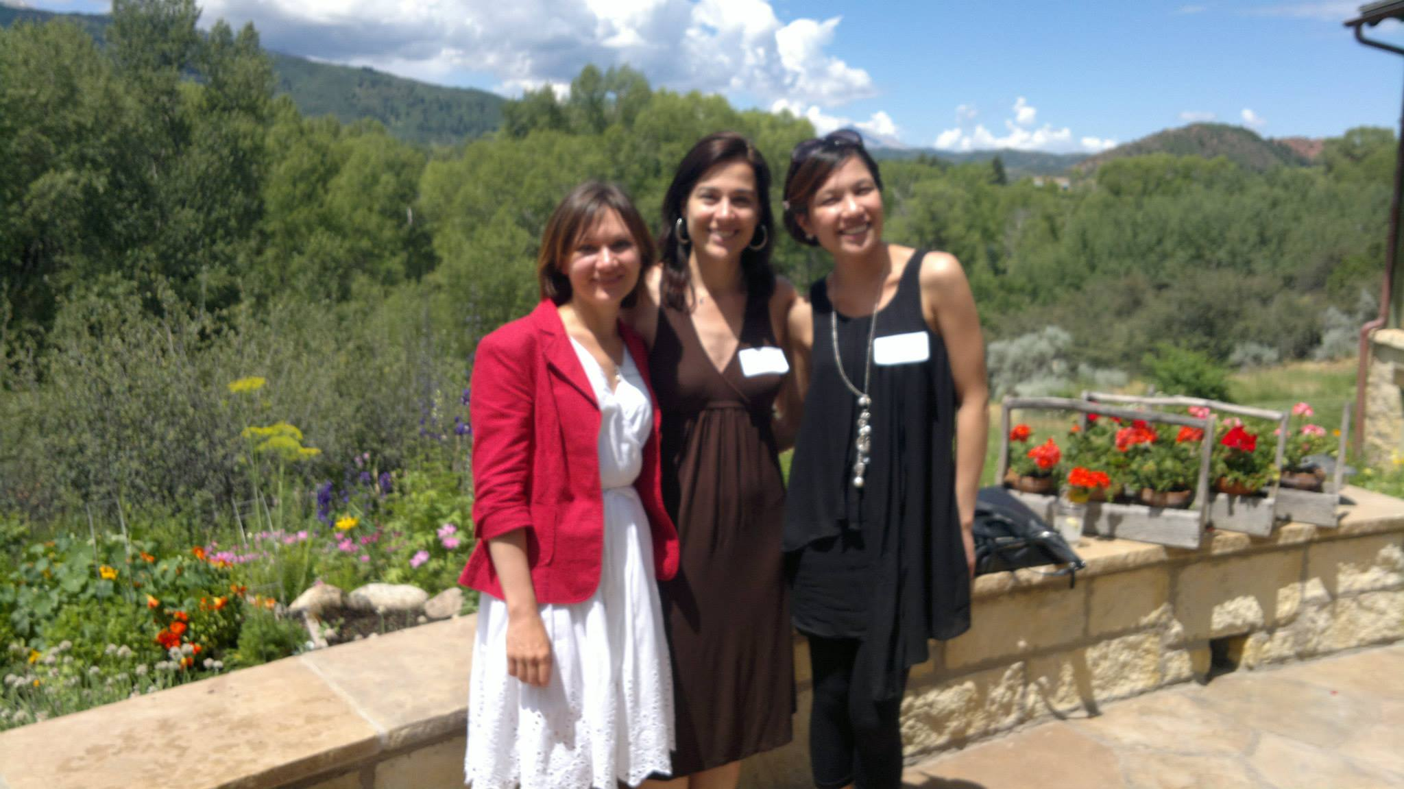 Aspen New Horizons Fellows